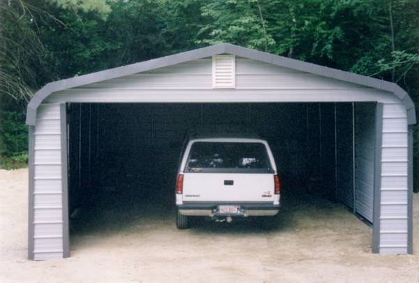 Two car garages Garage carports